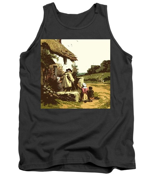 A Walk With The Grand Kids Tank Top