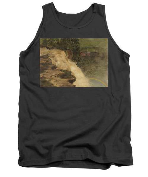 A Waterfall In Colombia Tank Top