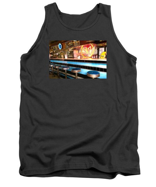 A1 Diner In Gardiner, Maine Tank Top