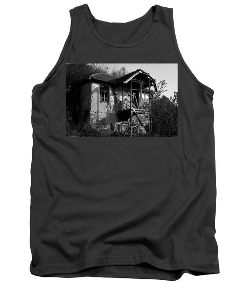 Abandoned And Forgotten 3 Tank Top