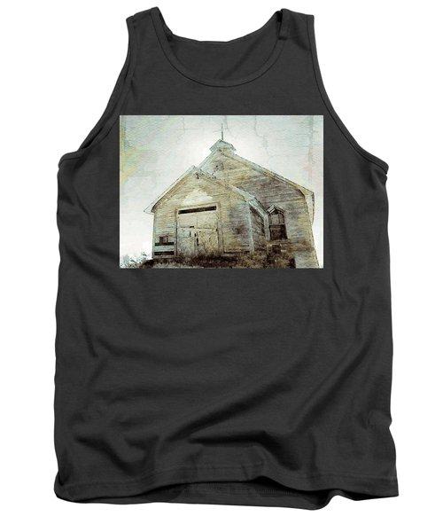 Abandoned Church 1 Tank Top