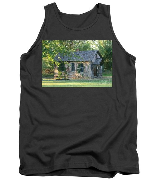Abandoned Cottage Tank Top