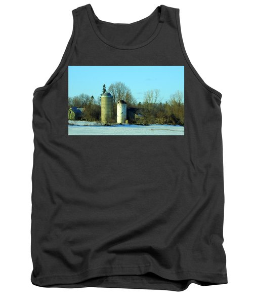 Abandoned Farm Tank Top by Betty-Anne McDonald