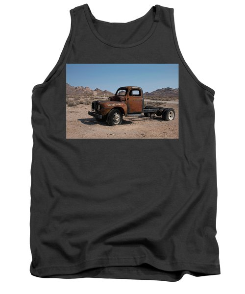 Abandoned In Rhyolite Tank Top