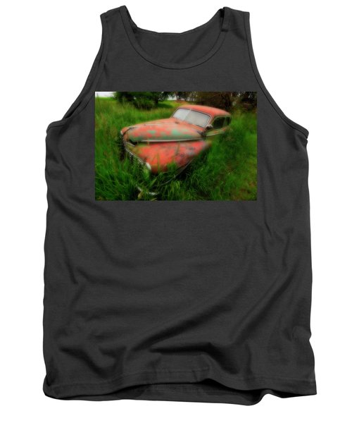 Abandoned In The Palouse Tank Top