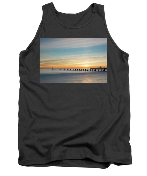 Aberdeen Beach Sunrise Tank Top