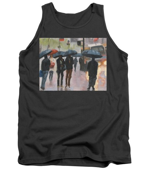 About Town Tank Top