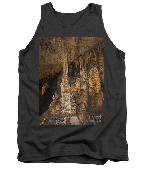Above And Below In Luray Caverns Tank Top