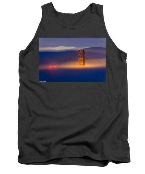 Above The Fog Tank Top
