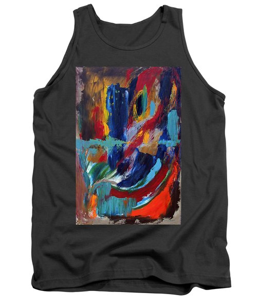 Abstract 1 Tank Top