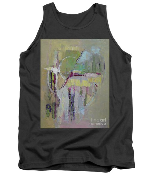 Abstract 1809a Tank Top