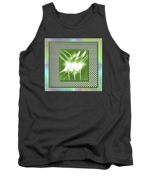 Abstract 54 Tank Top