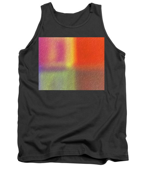 Abstract 5791 Tank Top