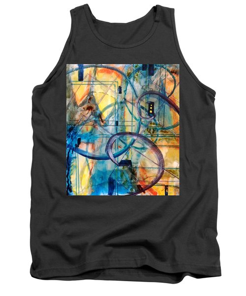 Abstract Appeal Tank Top