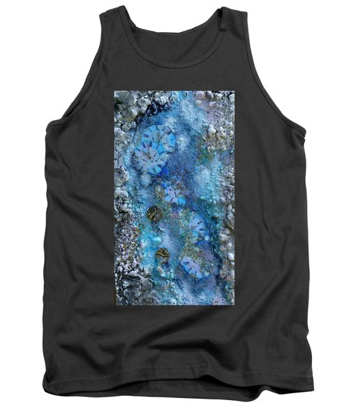 Abstract Art - Time Is Precious  Tank Top