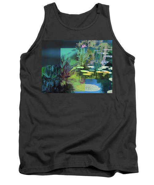 Abstract Flowers Of Light Series #20 Tank Top