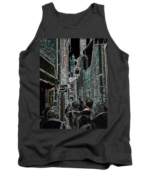 Abstract  Images Of Urban Landscape Series #12b Tank Top
