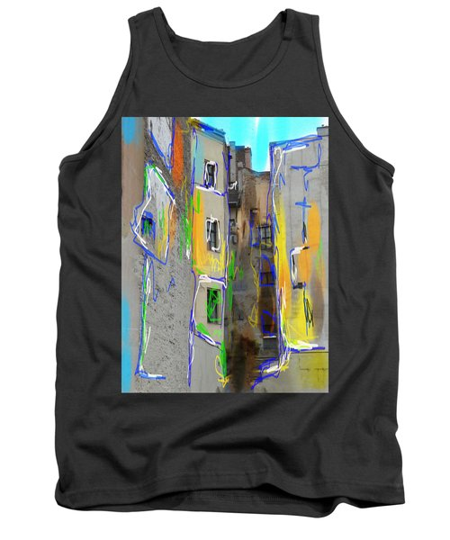 Abstract  Images Of Urban Landscape Series #13 Tank Top