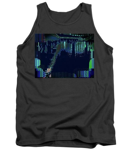 Abstract  Images Of Urban Landscape Series #7 Tank Top