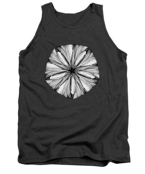 Abstract Sand Dollar Tank Top