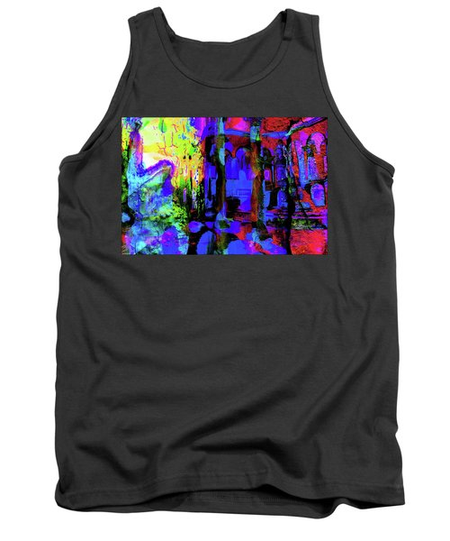 Abstract Series 0177 Tank Top