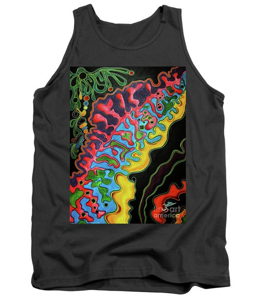 Abstract Thought Tank Top