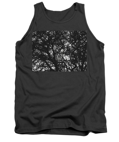 Abstract X Tank Top