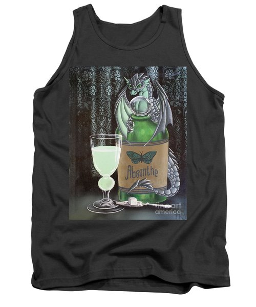 Absinthe Dragon Tank Top