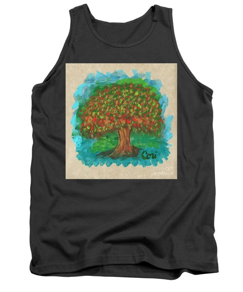 Abundant Tree Tank Top