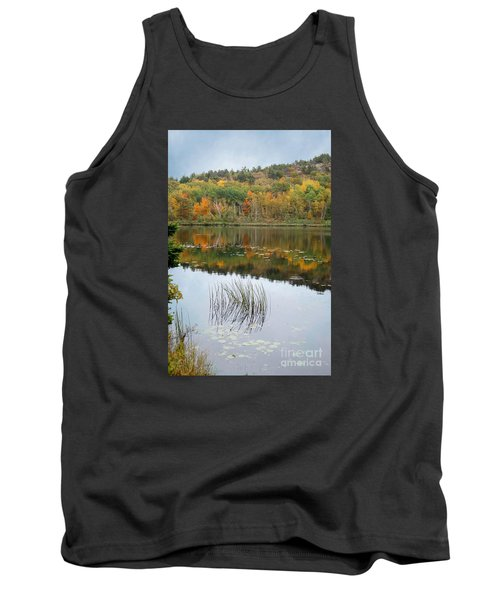Acadia Autumn Tank Top