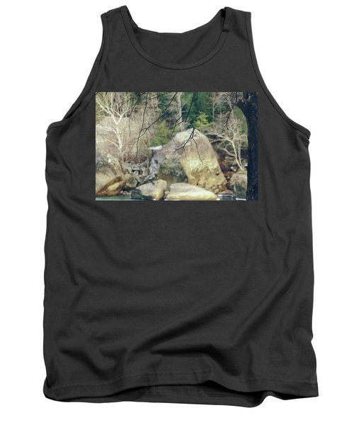 Across From Eagle Falls Tank Top