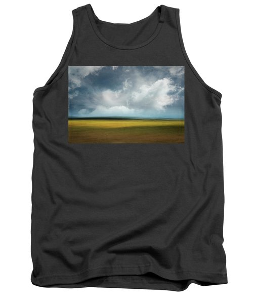 Across The Marsh Tank Top