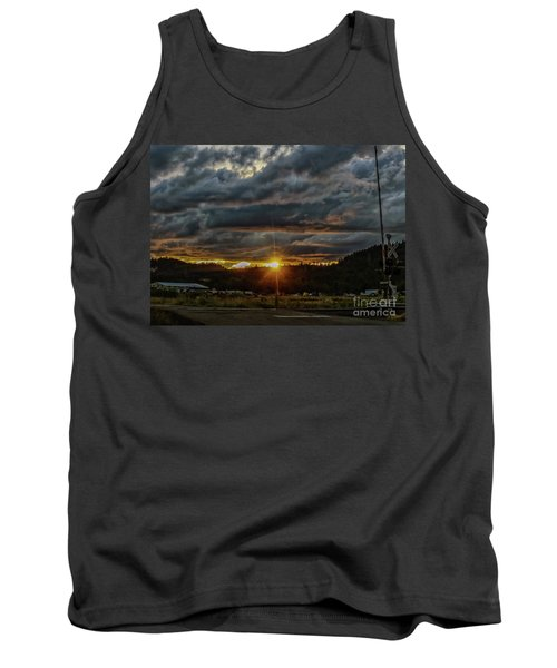 Across The Tracks Tank Top