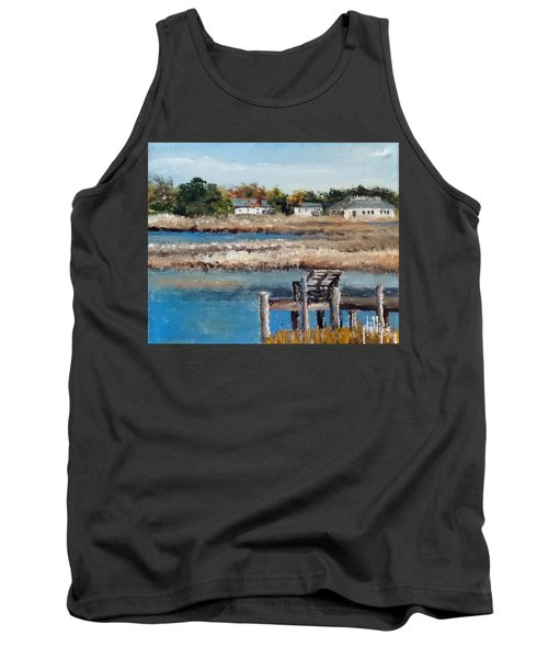 Across The White Oak Tank Top