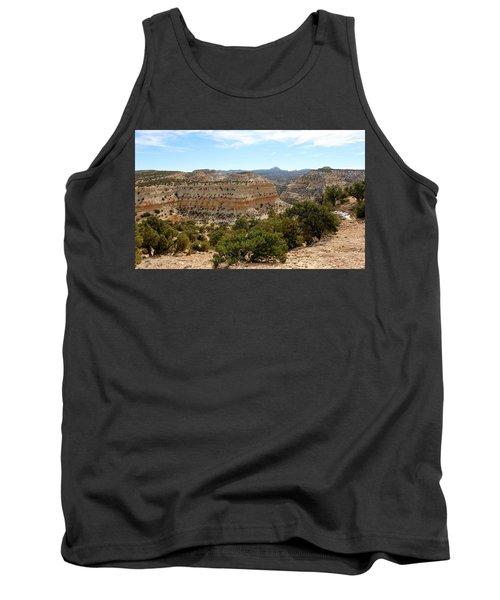 Across Utah  Tank Top