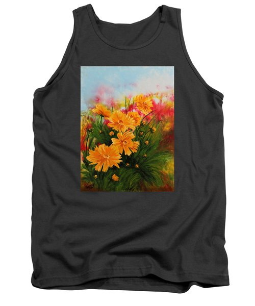 Acrylic Msc 216 Tank Top