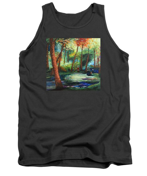 Acrylic Msc 217 Tank Top