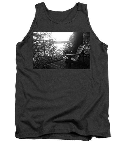 Adirondack In Maine Tank Top