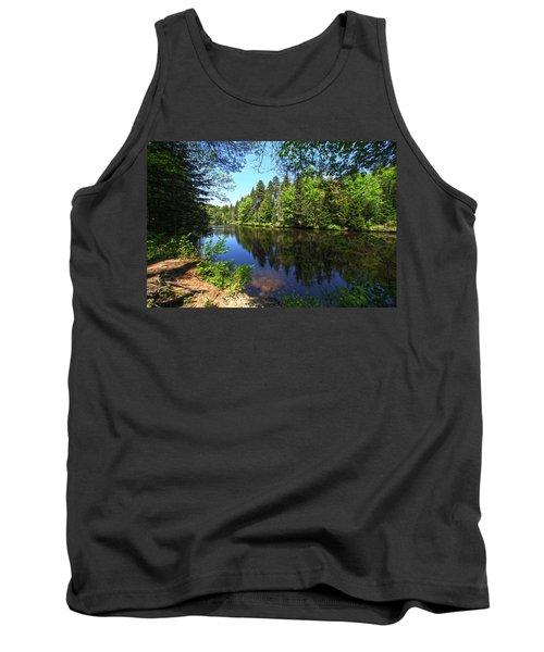 Adirondack Waters Tank Top