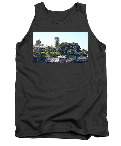 Admiralty House Tank Top by Stephen Mitchell