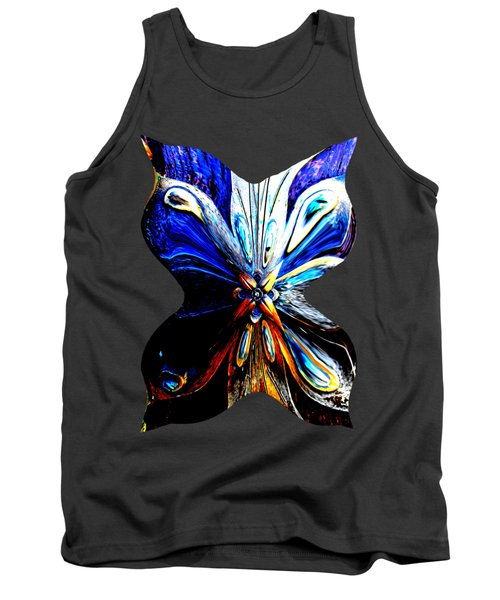 Adornment Abstract Tank Top