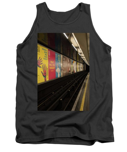 Ads Underground Tank Top