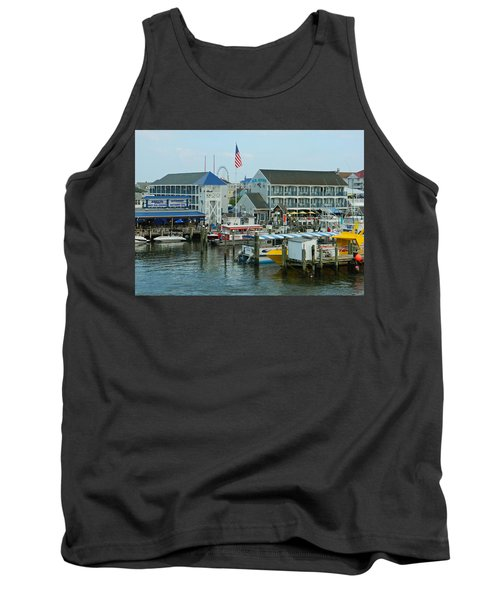 Adult Fun - Ocean City Md Tank Top by Emmy Marie Vickers