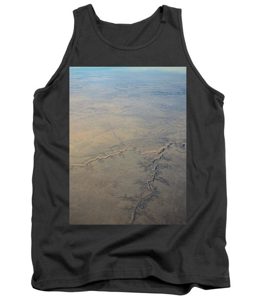 Tank Top featuring the photograph Aerial 2 by Steven Richman