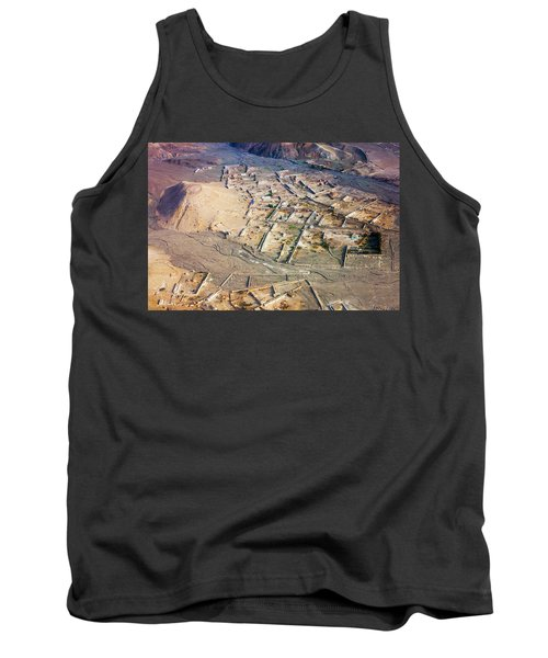 Afghan River Village Tank Top