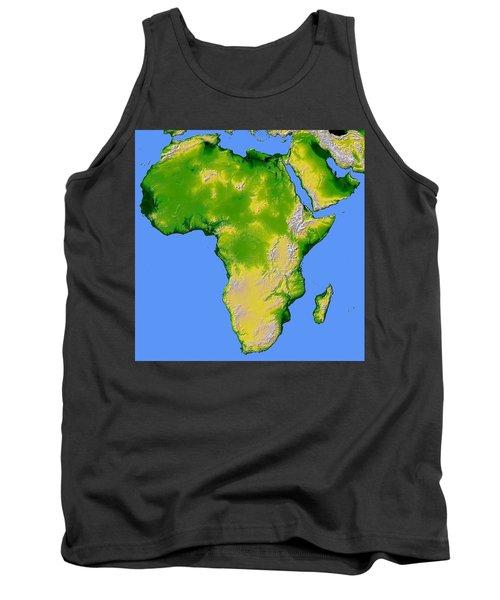 Africa Tank Top