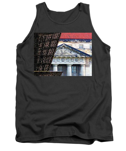 African American History And Culture 5 Tank Top by Randall Weidner