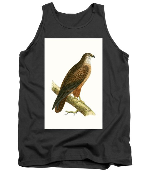 African Buzzard Tank Top