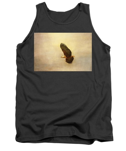 African Fish Eagle Tank Top