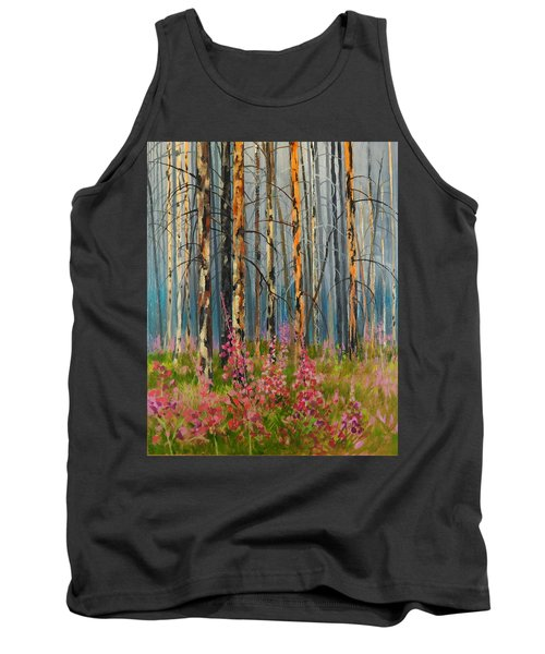 After Forest Fire Tank Top